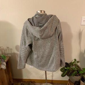Eddie Bauer Jackets & Coats - Gray Eddie Bauer hooded sweater